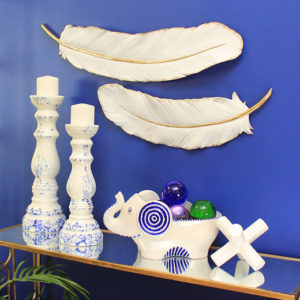 Feather Wall Sculpture