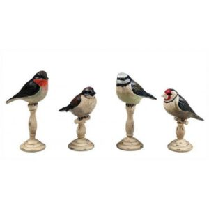 finch finials set