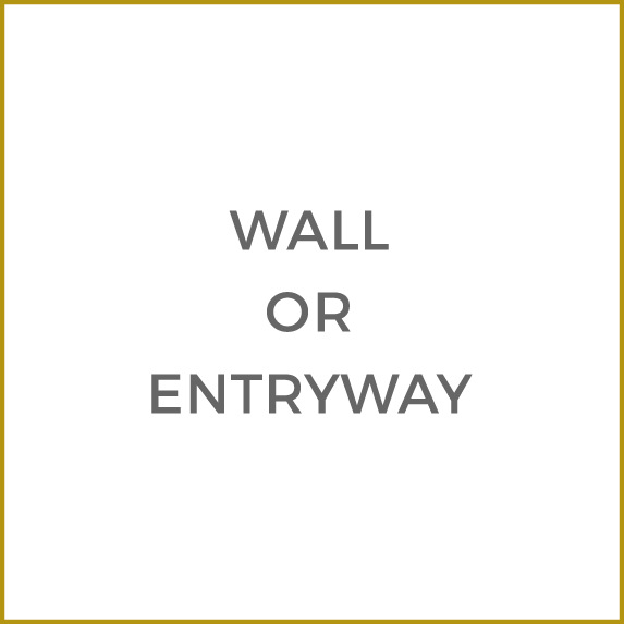 Wall or Entryway