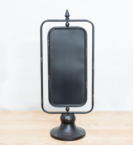 tidy iron swivel chalkboard