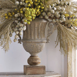 Antique Washed Urn