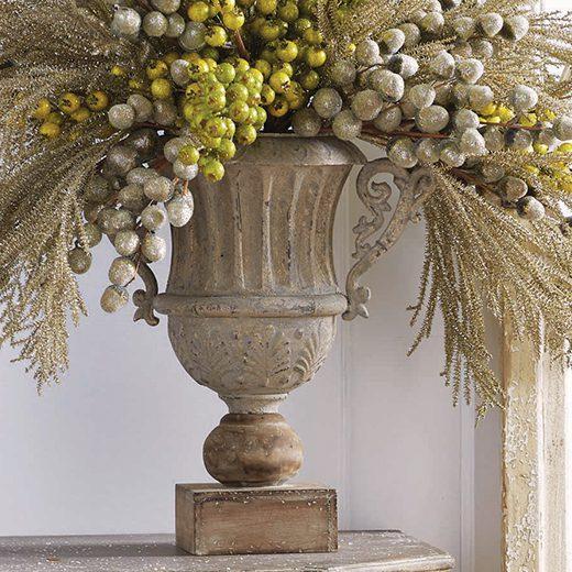 Antique Washed Urn