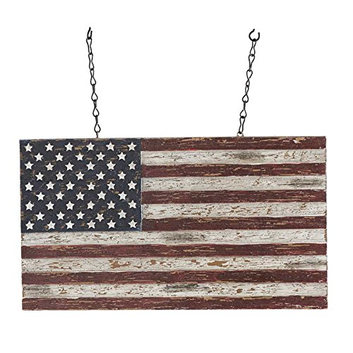 brown distressed usa flag arrow replacement