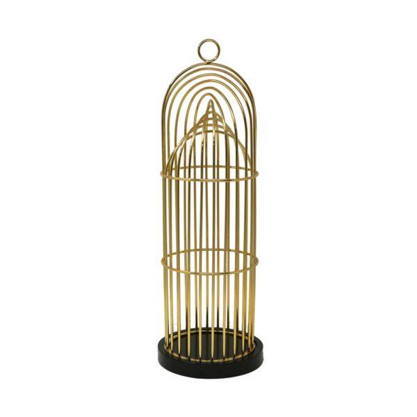gold wire birdcage