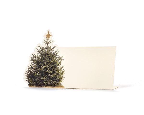 Christmas Tree Place Card